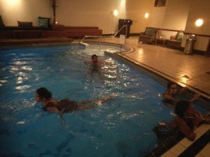 How long does it actually take: learning to swim as an adult?